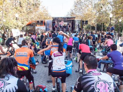 L'Expomarató serà el primer quilòmetre del cap de setmana del running 2015