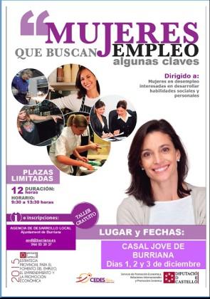 El Casal Jove de Borriana acull un taller d'ocupació per dones en atur