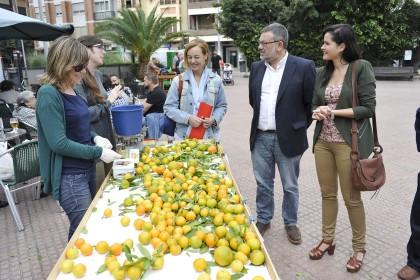 La Fira de la Taronja se suma a les Jornades Gastronòmiques POP d'Ashotur
