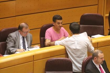 """Mulet (Compromís): """"Barrachina plora ara al Consell  mentre calla quan Madrid ha estat menyspreant contínuament les comarques de Castelló amb la seua connivència"""""""
