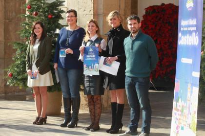 Castelló presenta la campanya de Nadal amb més d'un centenar d'activitats