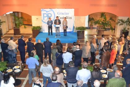Moliner (PP): Hem guanyat a 106 municipis dels 135