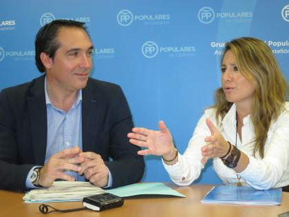 """Begoña Carrasco (PP) critica a la Junta de Govern per """"la retallada del 50% en el pressupost per a l'atenció dels nostres majors"""""""