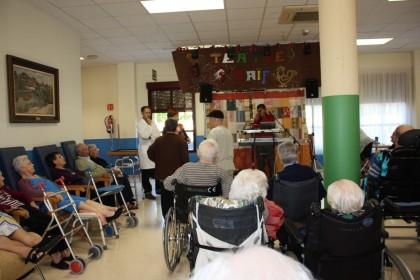 La residència de la tercera edat d'Almassora incorpora a un nou professional sanitari