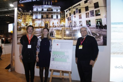 Castelló es promociona com a destí per al turisme europeu d'autocaravanes en Fitur