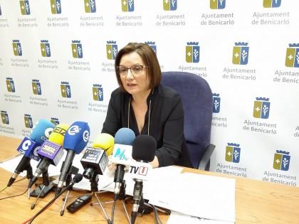 L'alcaldessa de Benicarló presidirà el Consell del Departament de Salut de Vinaròs