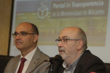 """El conseller Alcaraz qualifica """"microcolps d'Estat"""" els casos de corrupció i aposta per la """"transparència com a via per a la regeneració democrática"""""""