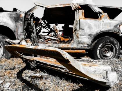 Un conductor borratxo agredeix a un Policia Local després de causar un accident amb un autobus a Castelló