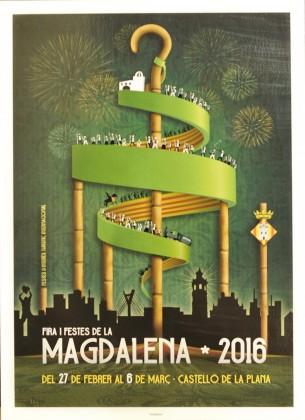Festes posa a la venda més de 25.000 cadires per al Pregó i la resta de desfilades de Magdalena