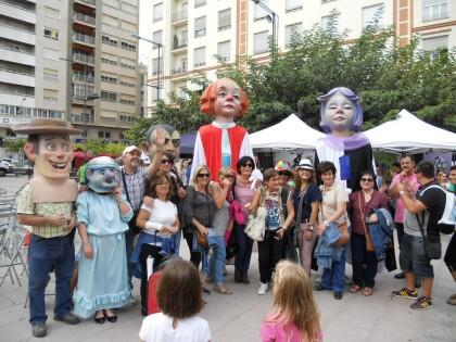 La I Trobada de Gegants i Cabuts de Dansants del Corpus congregarà a 18 colles valencianes