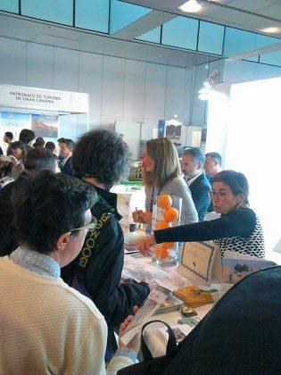 Vilafamés desperta l'interès dels visitants a Saragossa