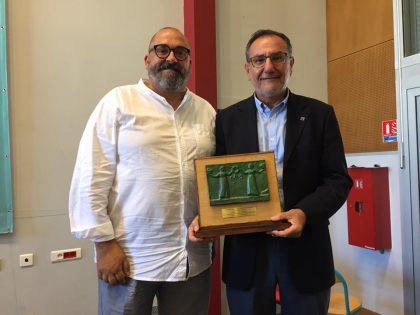 El vicealcalde de Castelló enalteix el paper de l'UJI en l'acte de lliurament del Premi Canigó