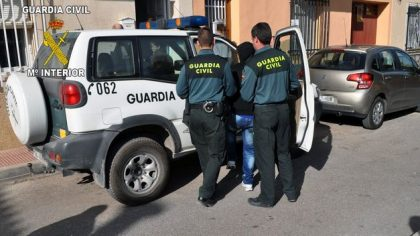 Detingut un home per tràfic de drogues a Sagunt