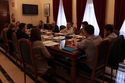 PSPV i Compromís presenten una declaració institucional demanant al Govern la baixada de la pressió fiscal al sector ceràmic