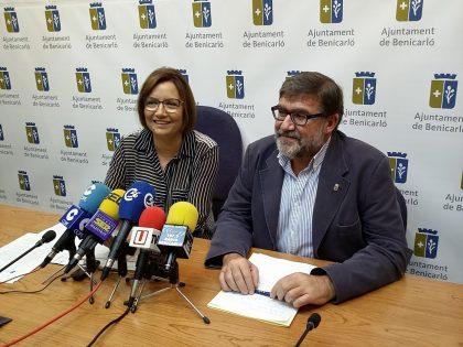 Benicarló i Vinaròs comencen a perfilar les inversions amb càrrec als fons FEDER