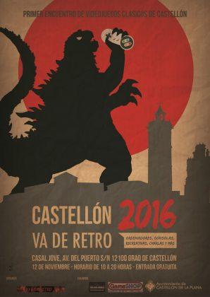 Castelló recupera les consoles dels 80 i els 90 per un dia