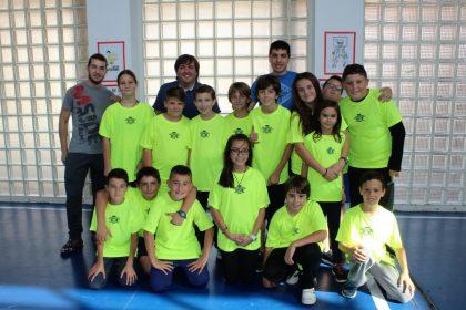 El SME de Borriana lliura 300 equipaments als xiquets i xiquetes que participen al programa Esport Escolar del Pla PATI