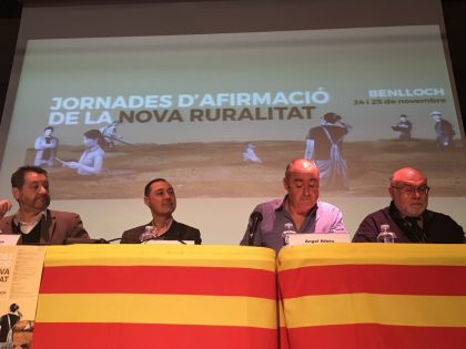 """La Diputació cerca sinergies en el món rural perquè """"Repoblem"""" contribuïsca a la cohesió territorial de la provincial"""