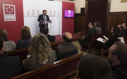 Diputació aprofitarà Cevisama per impulsar l'ús de la ceràmica en entorns urbans de la província de Castelló