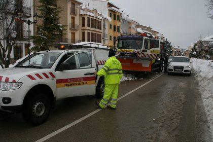 Vilafranca centra esforços en netejar carrers i accessos a masies