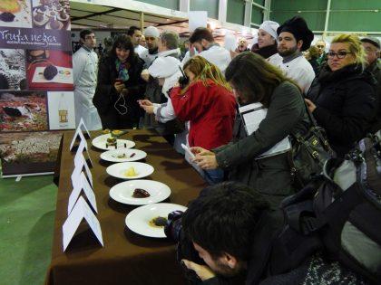 Albocàsser tria als finalistes del concurs gastronòmic de la tòfona negra