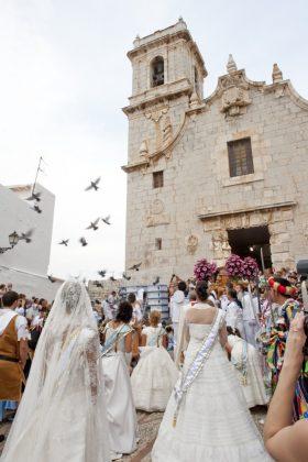 Peñíscola homenatjarà a les seues Reines de les Festes Patronals