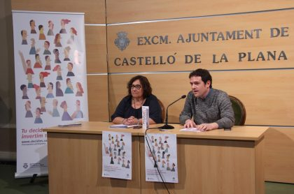 La web de Pressupostos Participatius de Castelló registra més de 60 propostes en solament una setmana