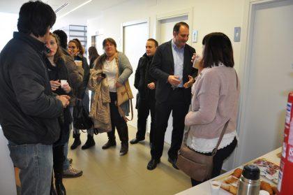 La Diputació acosta la seua estratègia de suport al teixit empresarial de l'interior de la província