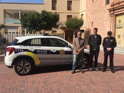 L'Ajuntament de Xilxes renova un dels vehicles de la Policia Local del municipi