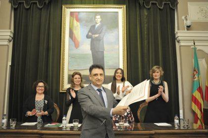 Joan Franco guanya el Premi Flor Natural de Poesia Ciutat de Castelló per segona vegada