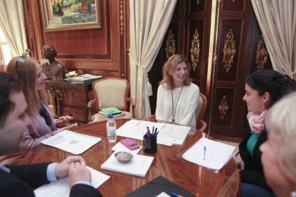 Castelló reforçarà les ajudes per a millorar les condicions de vida dels refugiats palestins