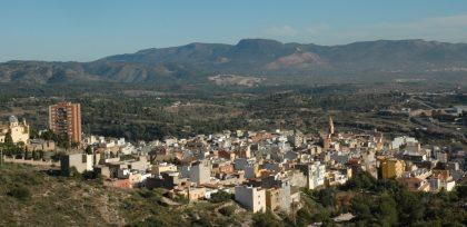 La brigada d'ocupació social de l'Alcora escomet millores al voltant del paratge de Sant Vicent