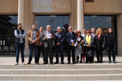 """Vila-real se suma a la declaració de les Corts """"davant la marginació"""" de la Comunitat en els Pressupostos de l'Estat"""