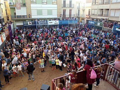 L'Esclat de Festa submergeix a Almassora en la seua setmana gran de Santa Quitèria