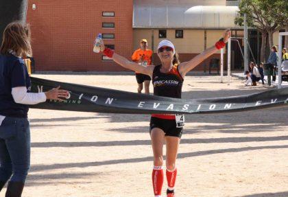Vicente Sánchez i Mayte Bellido guanyen la XIII Carrera Solidària 5K de Borriana