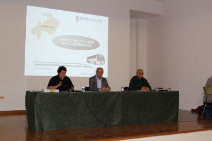 Es proposen millores per al servei de transport públic per carretera al nord de Castelló