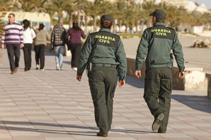 Només 50 guàrdies civils en pràctiques reforçaran temporalment la plantilla de la província de Castelló