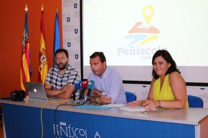 Peníscola presenta el seu Geoportal de mapes turístics, el primer a la Comunitat Valenciana