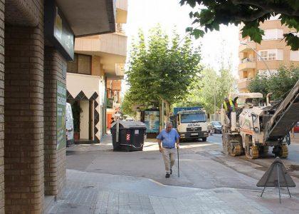 Roben en un pis de l'avinguda Francesc Tàrrega a Vila-real