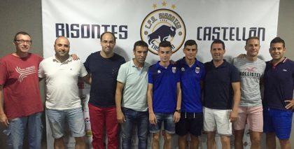 El CFS Bisontes Castelló ha subscrit un acord de col·laboració amb set entitats esportives