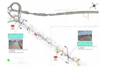 Foment cedeix a l'Ajuntament de Peníscola un tram de la carretera N-340