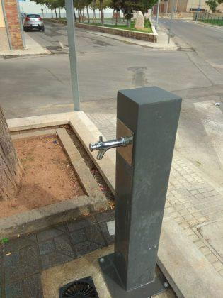 Almassora instal·larà fonts en els parcs al setembre