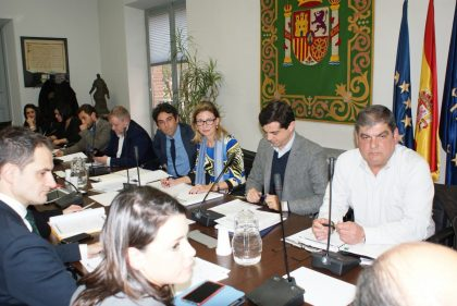 """Amparo Marco afirma que """"garantir la seguretat de Castelló és una prioritat"""""""