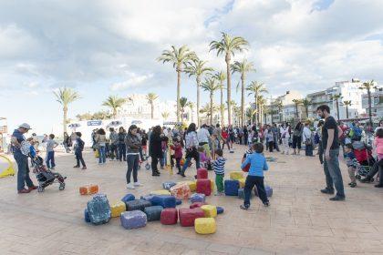 Peníscola arriba a l'equador de l'estiu amb l'agenda repleta d'activitats per a tots els públics