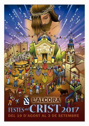 Presenten el Llibre de les Festes del Crist de l'Alcora 2017