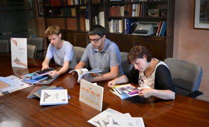 Morella presenta el Llibre de festes d'agost on destaca l'Anunci del dia 27