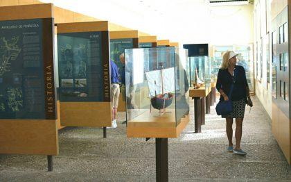 El Museu de la Mar de Peníscola duplica al juliol el nombre de visites guiades