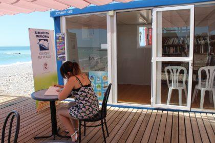 Nules fomenta la lectura a l'estiu amb la biblioplatja