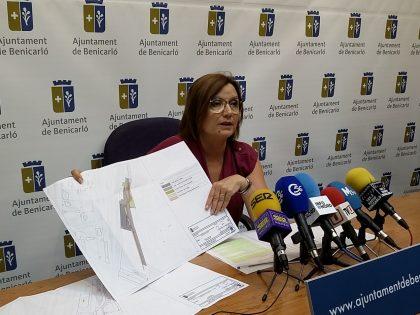 Benicarló remodelarà la plaça de l'Estació i els voltants