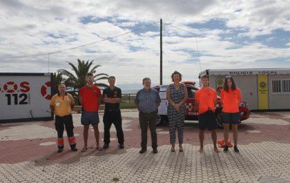 El servei municipal de socorrisme en platges realitza més de 300 intervencions en dos mesos a Castelló